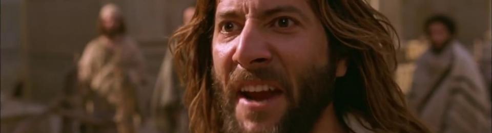 Henry Ian Cusick i rollen som Jesus