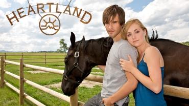 Ty och Amy in Heartland