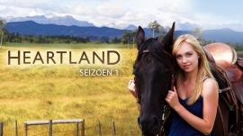 Heartland Amy met paard seizoen 1