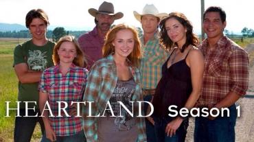 Cast van Heartland in seizoen 1