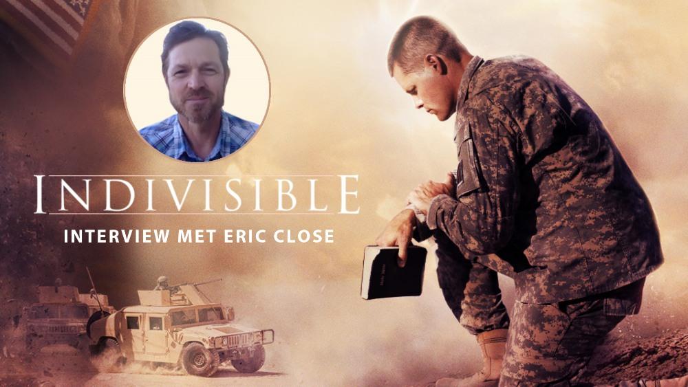 Interview met acteur Eric Close