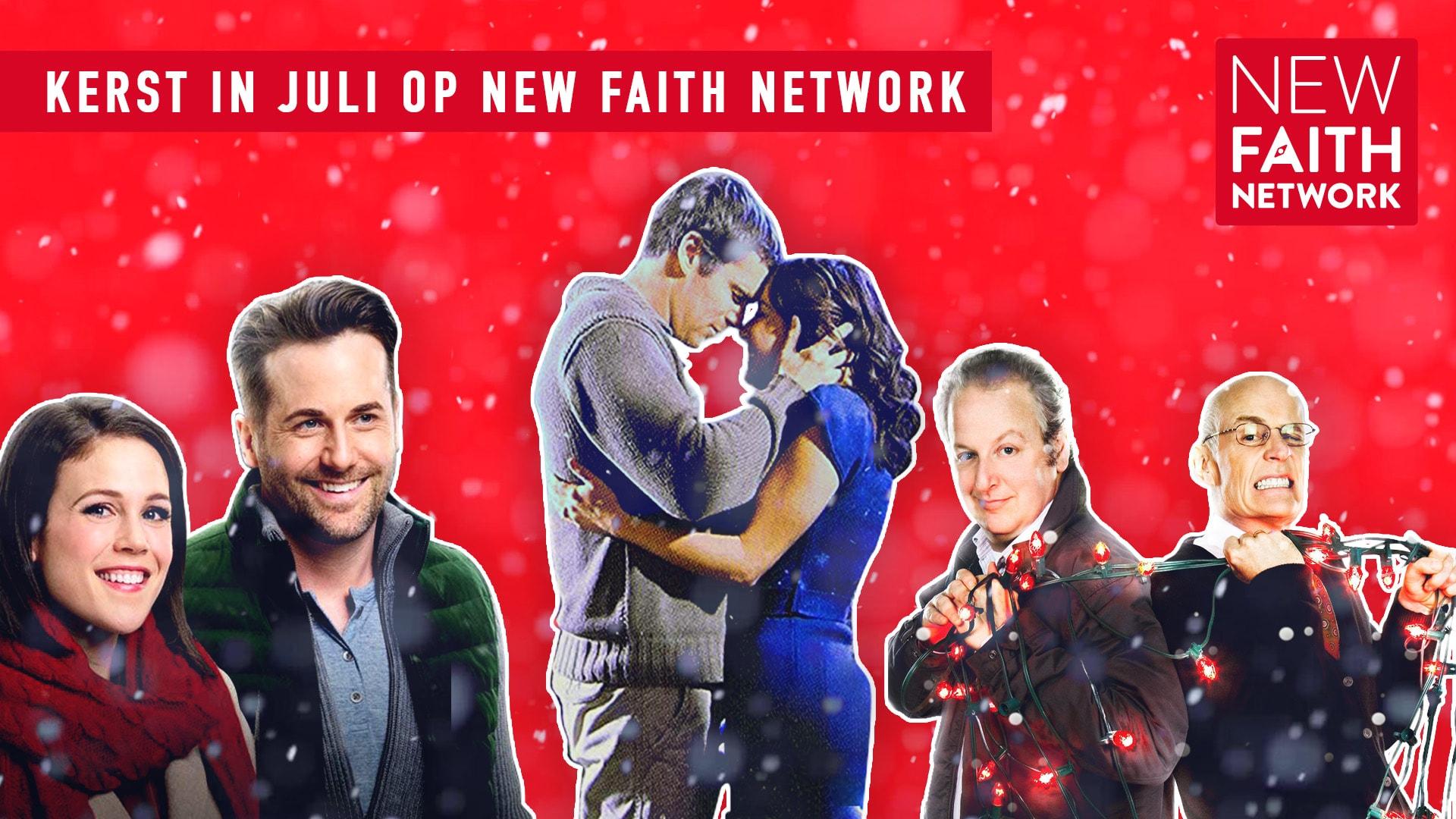 Verzameling afbeeldingen van New Faith Network Kerstfilms