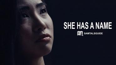 She Has a Name - Samtalsguide