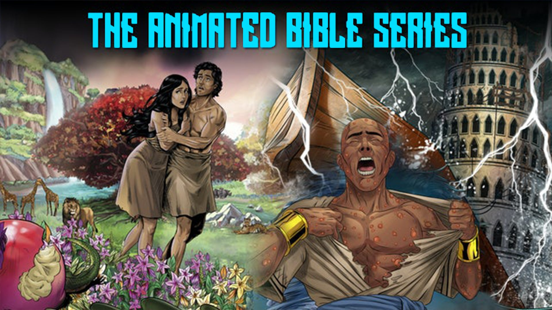 The Animated Bible Series