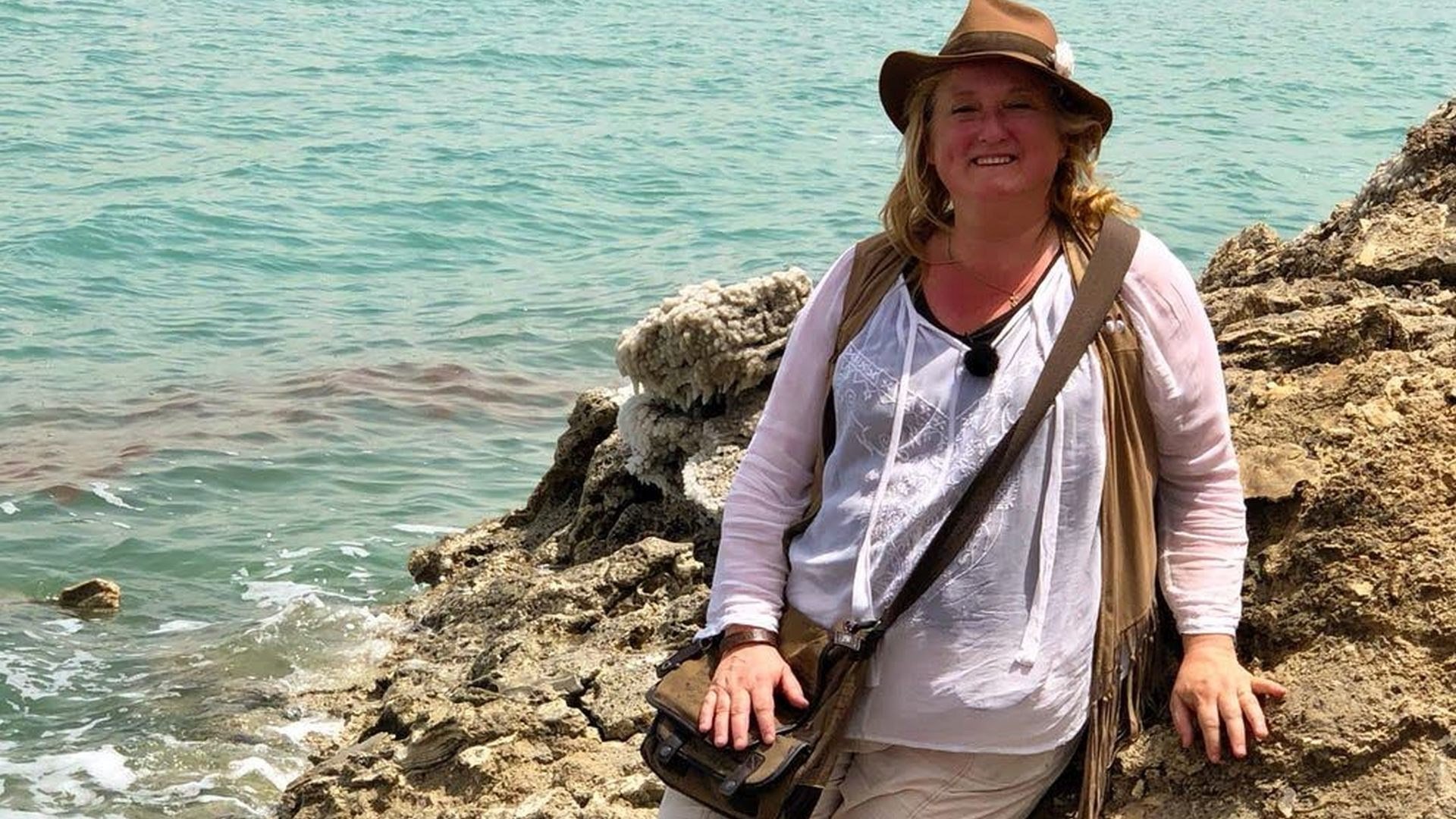 Archeologe Jennifer Guetta-Peersmann