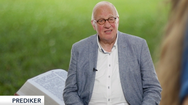 Willem Ouweneel in het Videodagboek